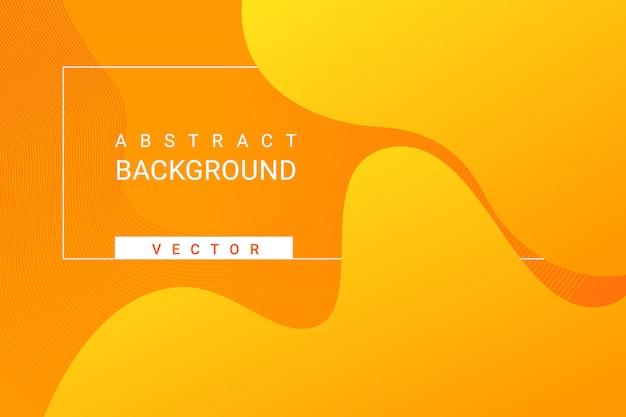 Vloeistofverloopelementen voor minimale banner, logo, sociale post.