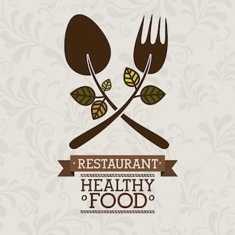 Voedsel illustratie