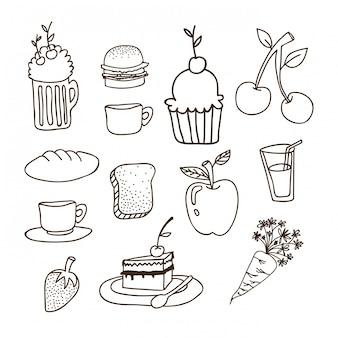 Voedsel ontwerp