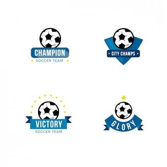 Voetbal badges