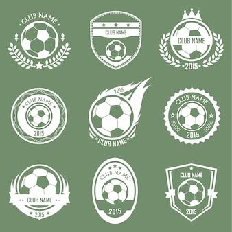 Voetbal emblemen
