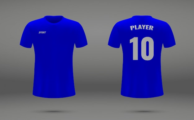 Voetbal jersey