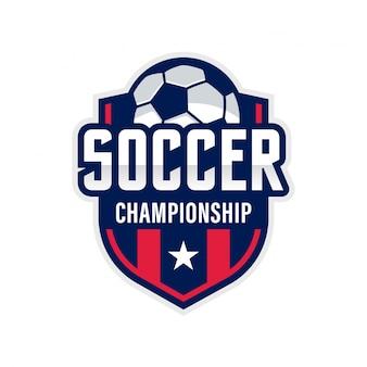 Voetbal logo american logo sports