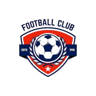 Voetbal, voetbalemblemen.