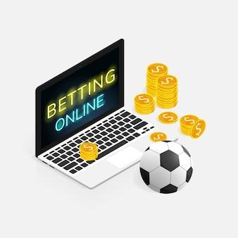 Voetbalweddenschappen online