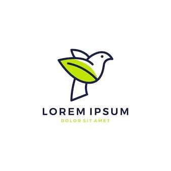 Vogel blad logo