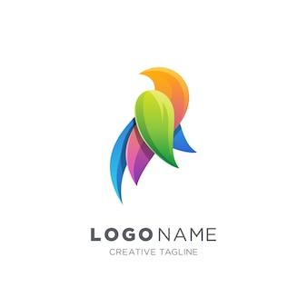 Vogel vector logo