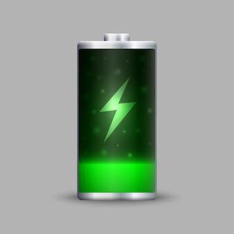 Volle batterijlading.