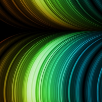 Volledig bewerkbare kleurrijke abstracte achtergrond,