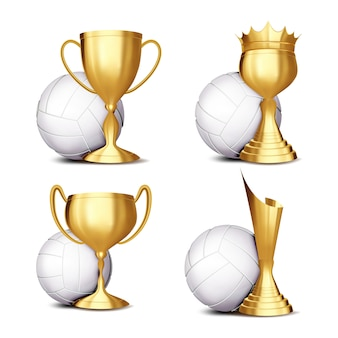 Volleybal game award