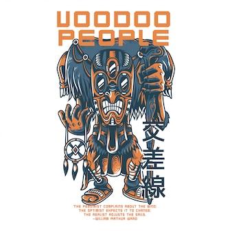 Voodoo people light