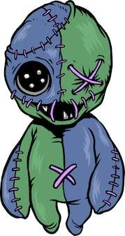 Voodoo-pop