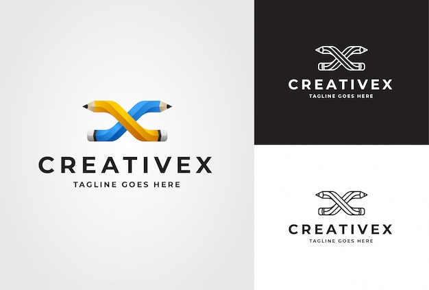 Voorbeeld van creativex
