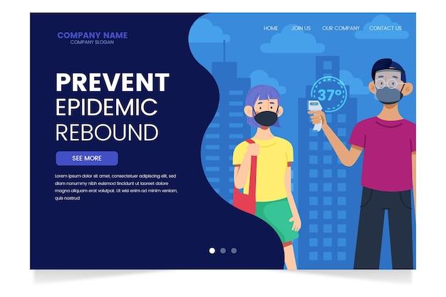 Voorkom een rebound van de epidemie
