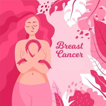 Voorlichtingsmaand van borstkanker
