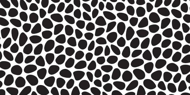 Voronoi steen naadloos patroon