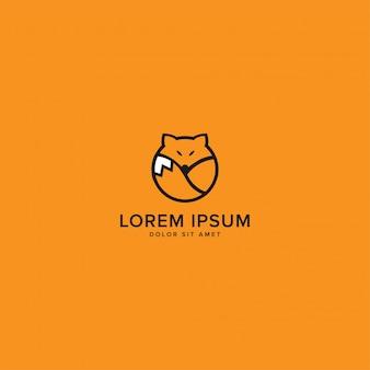 Vos cirkel logo