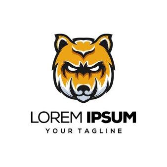 Vos logo ontwerp