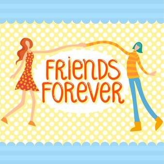 Vriendschapsdagkaart