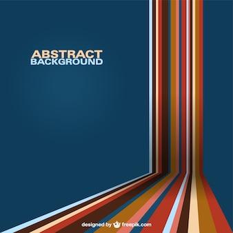 Vrij abstracte geometrische lijnen achtergrond