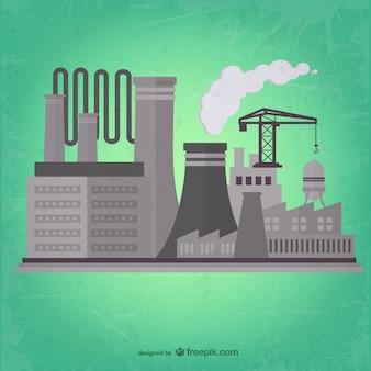 Vrije fabriek vector
