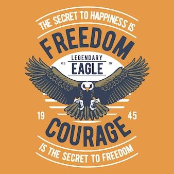 Vrijheids eagle