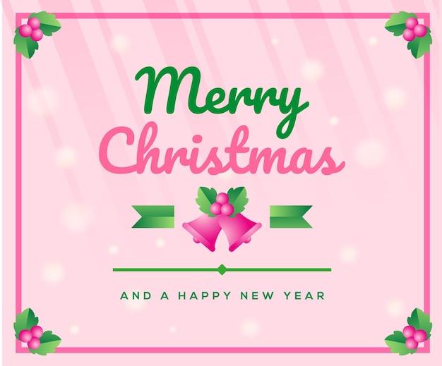 Vrolijk kerstfeest en een gelukkig nieuw jaar.