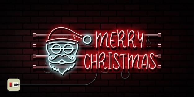 Vrolijk kerstfeest en gelukkig nieuwjaar achtergrond