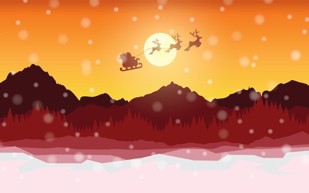 Vrolijk kerstfeest, gelukkig nieuwjaar achtergrond.
