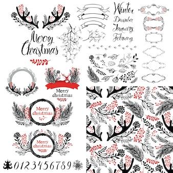 Vrolijk kerstpakket