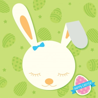 Vrolijk pasen ribbit