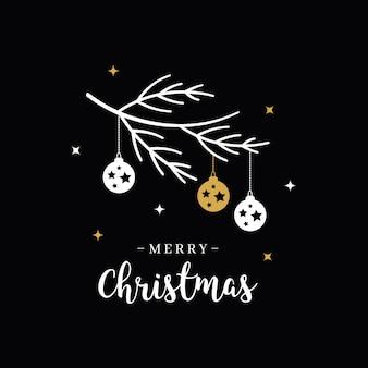 Vrolijke kerstgroet tekst
