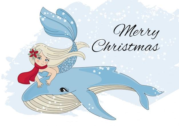 Vrolijke kerstmis vakantie nieuwjaarskleur