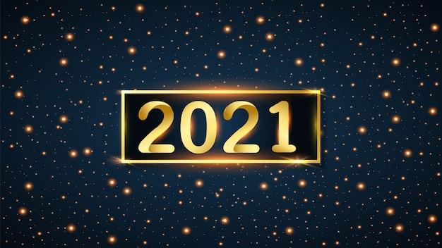 Vrolijke kerstmisachtergrond, gelukkig nieuwjaar 2021 achtergrond, vector, illustratie, eps-bestand