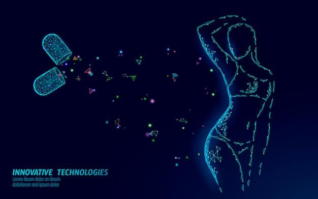 Vrouw slanke vorm silhouet. fitness schoonheid meisje sierlijke lichaam.