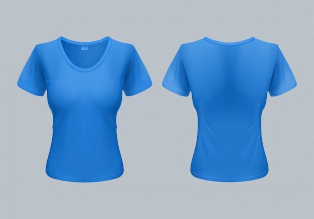 Vrouw t-shirt