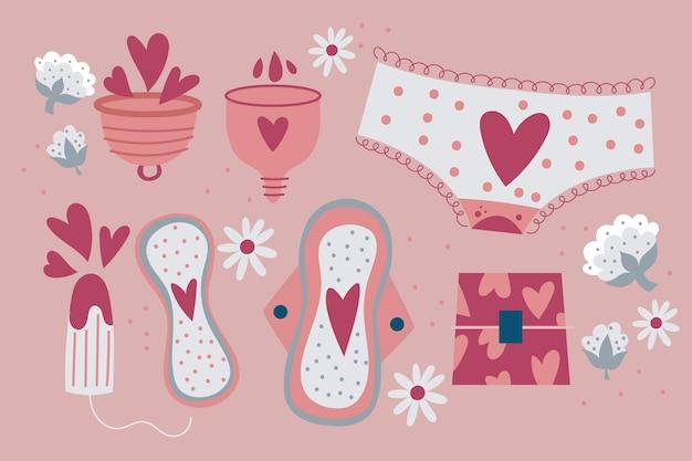 Vrouwelijke hygiëneproducten