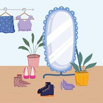 Vrouwelijke kleding casual