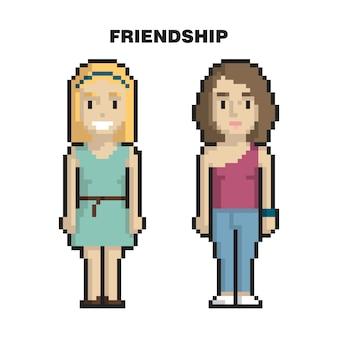 Vrouwelijke vriendschap