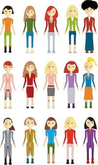 Vrouwencijfers