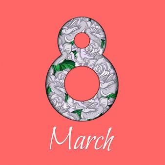 Vrouwendag 8 maart