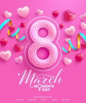 Vrouwendag illustratie