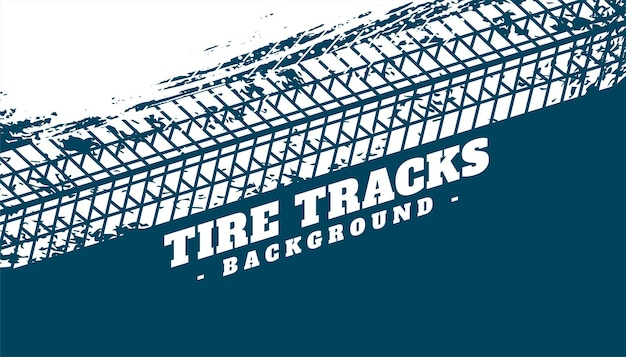 Vuile band track abstracte achtergrond Gratis Vector