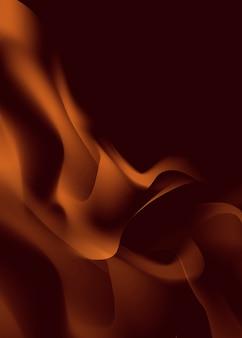 Vuur en vlam achtergrond