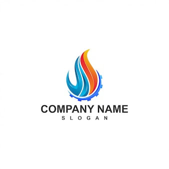 Vuur logo