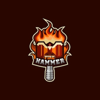 Vuurhamer logo gamingg
