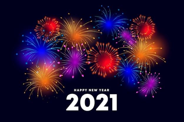 Vuurwerk nieuwjaar 2021