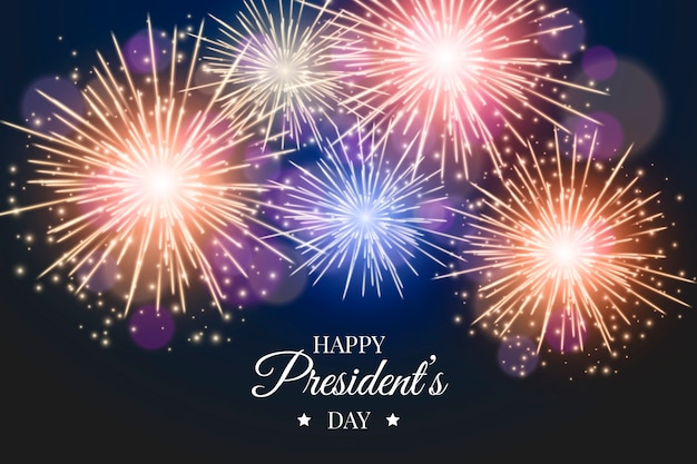 Vuurwerk president's day