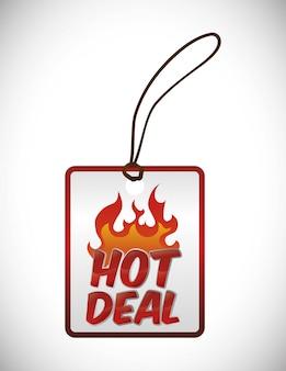 Warm verkoopontwerp