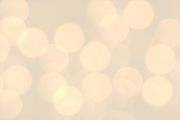 Warme bokeh blury steekt mooie achtergrond aan